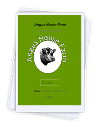 Angushousefarm website