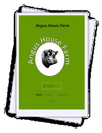 Angushousefarm website