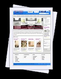 British Tiles website website