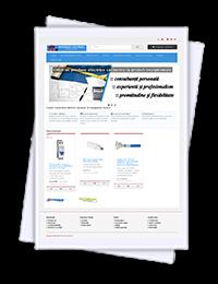 Magazin Materiale Electrice Bucuresti Romania website