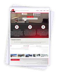 Cherrydo Construction website